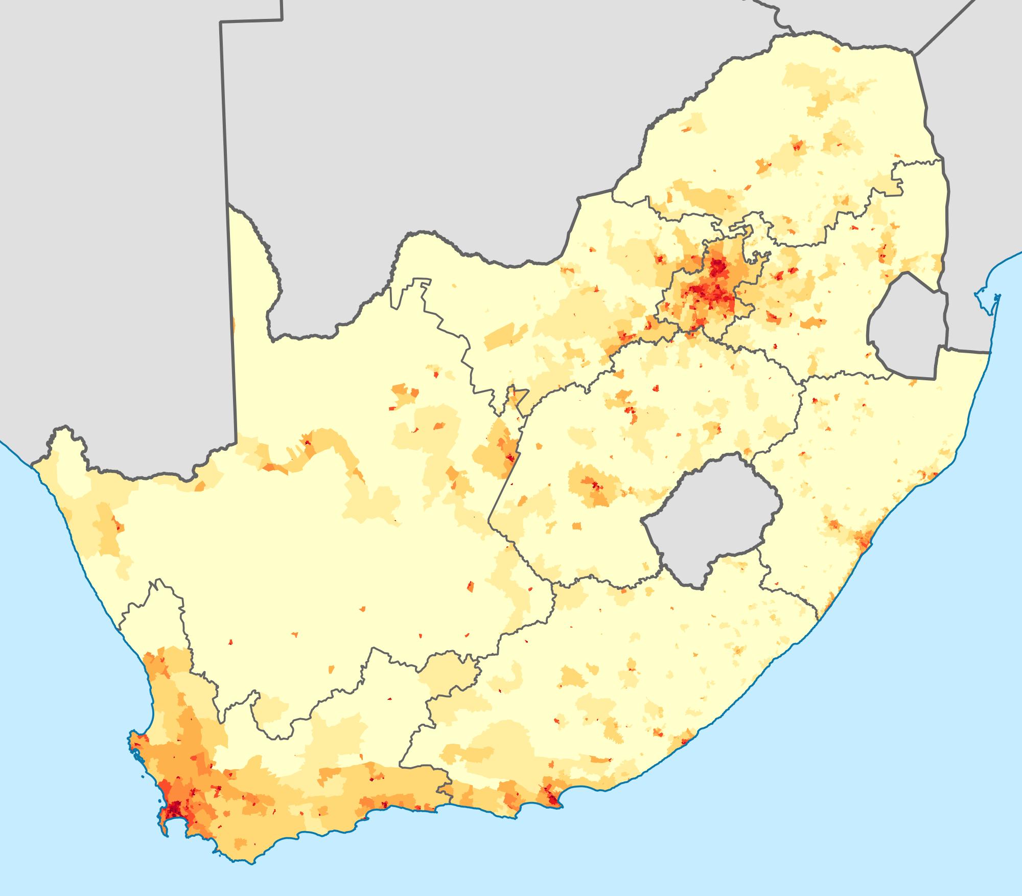 beginning of Afrikaans
