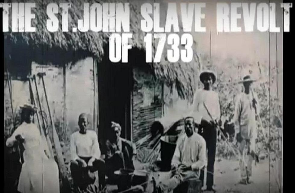St. John Slave Revolt