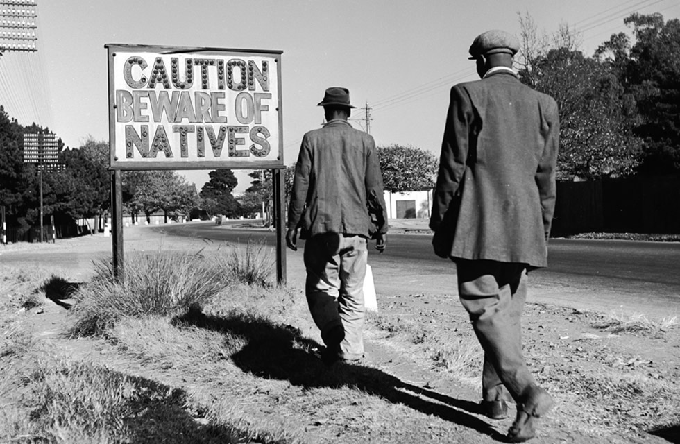 South Africa Apertheid Days