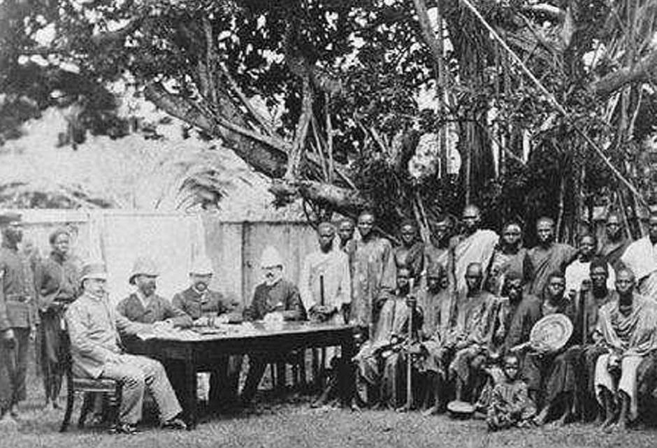 Nigeria Colonial History