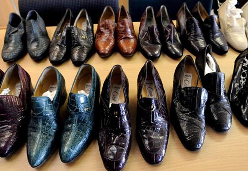 Chiluba Shoes