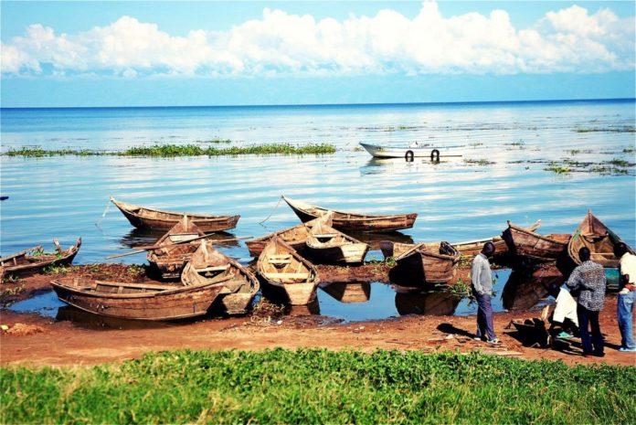 Boats of Uganda